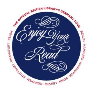Logo und Design British Library