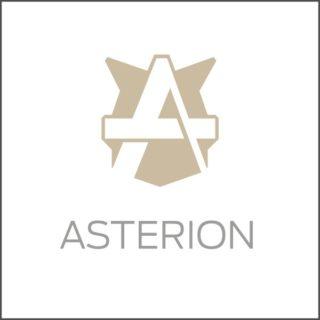 Logo und Design Asterion