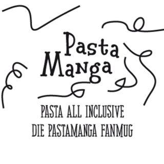 Logo und Design Pasta Manga