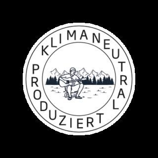 Logo Klimaneutral Kampagne Musik