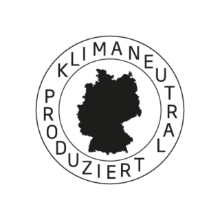 Logo Klimaneutral Kampagne Deutschland