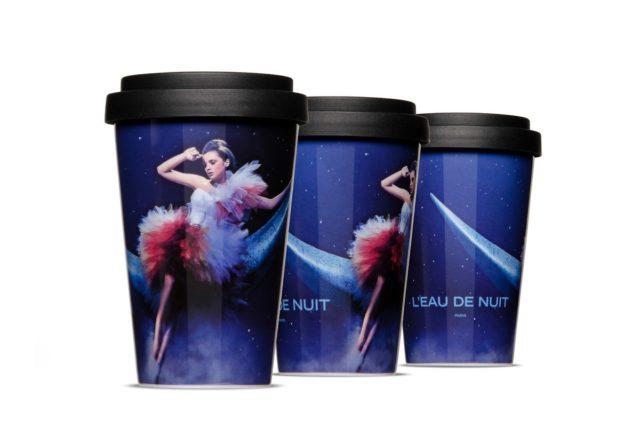 Produktabbildungen für Marken Coffee to go Becher aus Prozelllan L'eau de Unit