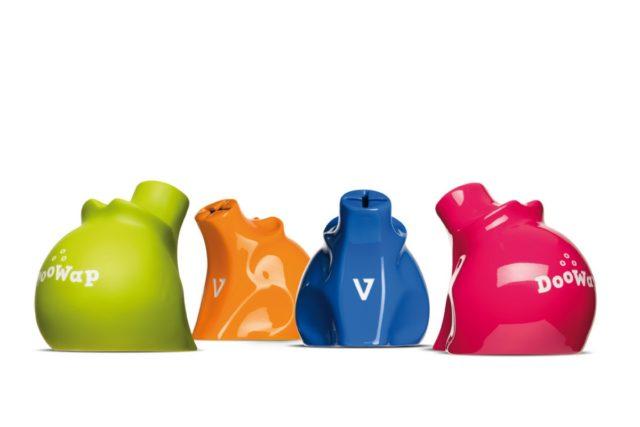 wie gestalte ich Produktabbildungen Design Sparschwein in verschiedenen Farben